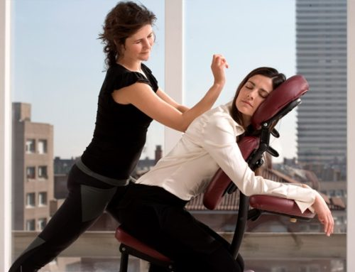 On-Site Chair Massage for the office or for your event!!