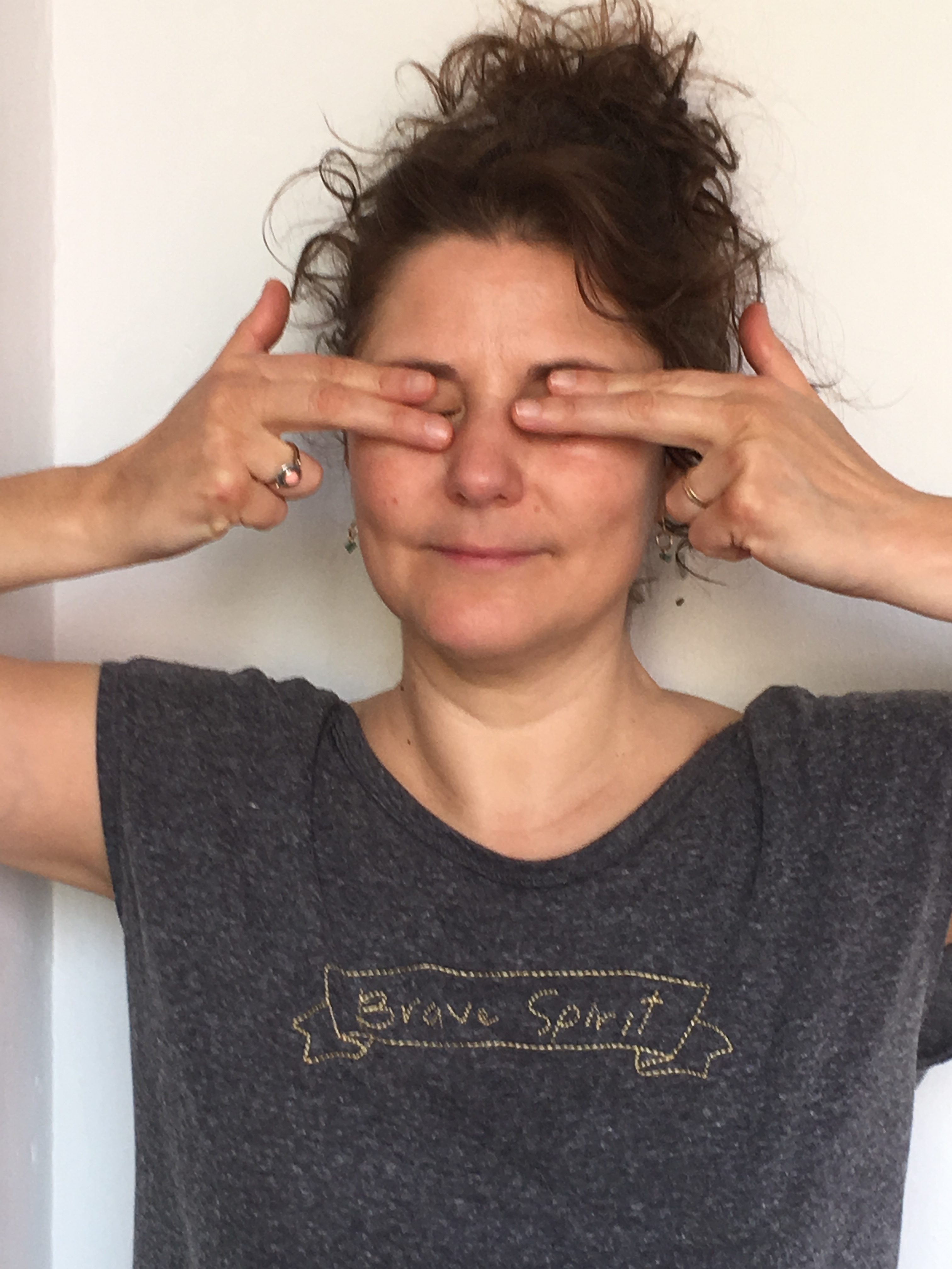 Eye Exercises at your Desk