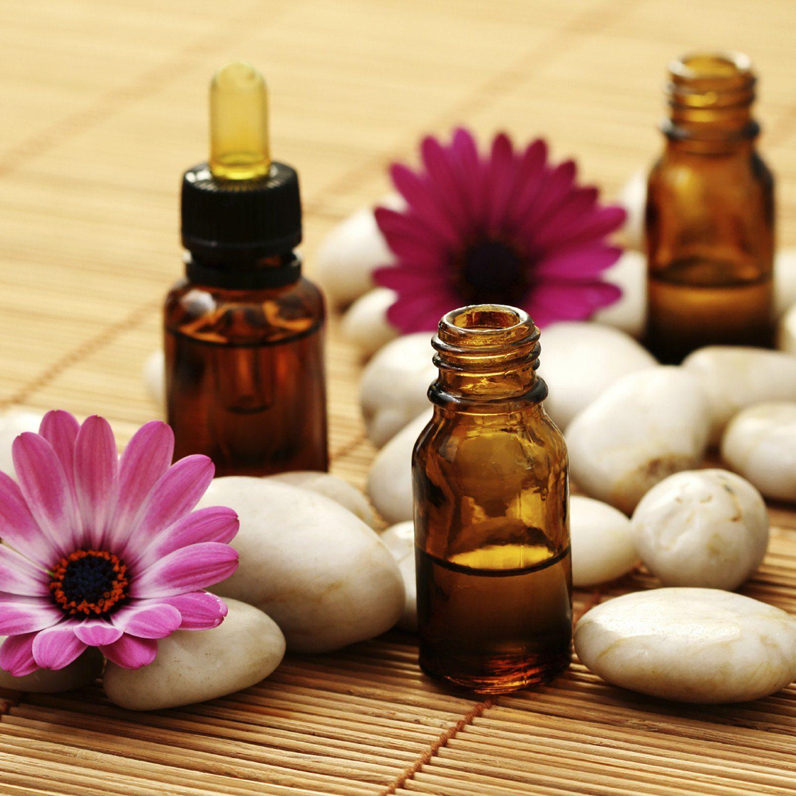 Masaje Aromaterapia