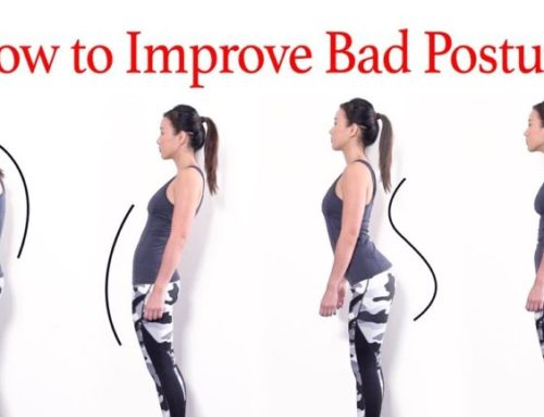 Top Tips to improve your Posture Online or Onsite
