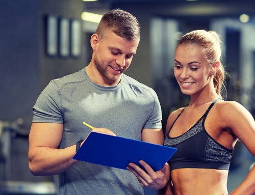 Personal Trainer Online or in person